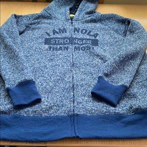 NOLA Knit hoodie